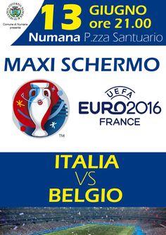 Tifiamo l'Italia tutti insieme a Numana domani!