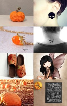Fall-ing into a pumpkin patch by veronica monsegur on Etsy--Pinned with TreasuryPin.com