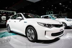 Kia Optima Hybrid #MondialAuto