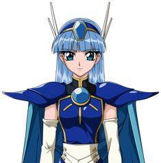 Umi Ryuuzaki | Magic Knight Rayearth Wiki | Fandom Manga Anime, Old Anime, Blue Eye Color, Arte Nerd, Magic Knight Rayearth, Sonic Adventure, Super Robot, Beautiful Anime Girl, Fanart