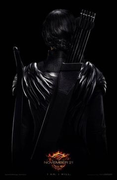 New poster of Katniss Everdeen for The Hunger Games: Mockingjay Part 1 is out. Check out my views by visiting the website