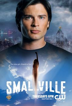 Smallville ... All time fave show