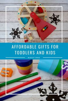 Affordable gifts for kids. Lots of ideas on what to buy the kids for Christmas Student Christmas Gifts, Christmas Gift Guide, Christmas Fun, Christmas Presents, Toddler Gifts, Baby Gifts, Christmas Day Outfit, Personalised Gift Shop, Gifts For Boys