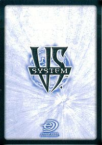VS System, it's Magic the Gathering but with DC and Marvel super heroes. Good times.