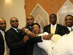 Ini Edo Wedding Ariztos Magazine Pics From S Look Alike Ghana