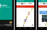 Diluncurkan Aplikasi Pantau Kondisi Jalan Tol