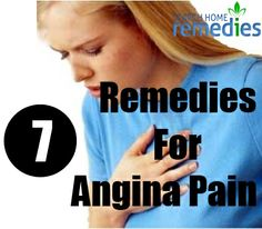 7 Most Effectual Home Remedies For Angina Pain Heart Muscle, Natural Home Remedies, The Cure, How Are You Feeling, Health, Natural Remedies, Health Care, Salud, Natural Treatments