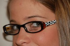 57edfb51a2 Ronit Furst  hand-painted ☺ Four Eyes