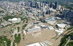 Alberta flooding won't hurt economy: TD Bank