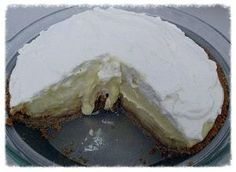 Good Food: Best Ever banana cream pie recipe food network shows and experts Cream Pie Recipes, Banana Cream, Gordon Ramsay, Food Network Recipes, Graham, Camembert Cheese, Good Food, Desserts, Tailgate Desserts