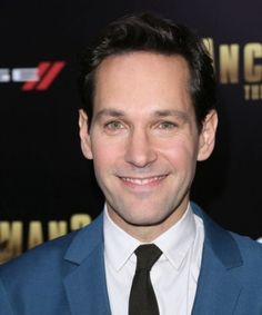 Paul Rudd's college hair will make you want to give thanks