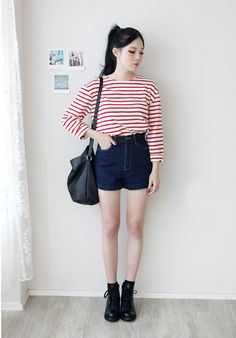#fashion #stripes                                                                                                                                                      More