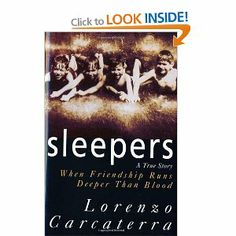 Sleepers: A True Story When Friendship Runs Deeper Than Blood -Non fiction. A book you cannot put down! Far better than the movie! Brad Pitt, Got Books, Books To Read, Kino Film, Non Fiction, What To Read, My Tumblr, Free Reading, Book Photography