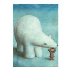 Loving Polar Bear Stephen Mackey