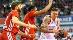 Klarer Sieg in Basketball-Playoffs: Bamberg macht die Bayern lang
