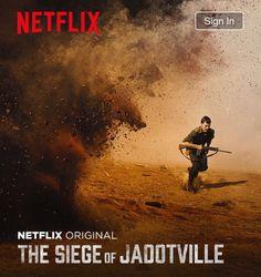 Jamie Dornan in The Siege of Jadotville