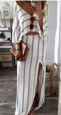 JustFashion Saiki Wanita Turtleneck Musim Panas A-Line Gaun Boho Panel Boho Estilo Boho, Mode Outfits, Skirt Outfits, Miami Outfits, 30 Outfits, Maternity Outfits, Woman Outfits, College Outfits, Girly Outfits
