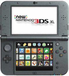 Amazon Walmart New Nintendo 3DS XL