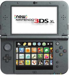 Amazon Walmart New Nintendo 3DS XL