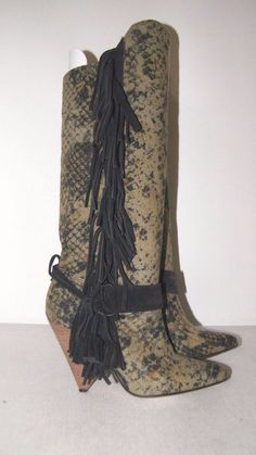 US $159.00 Pre-owned in Clothing, Shoes & Accessories, Women's Shoes, Boots