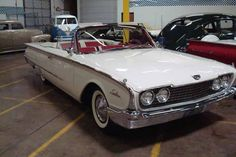 Ford Galaxie Sunliner (1961)