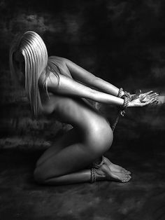 Bondage Very Sexy Porn Erotic Photography White Photography Tied Up Cis
