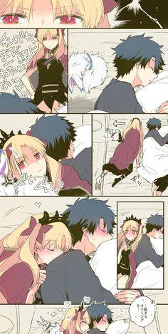Fate Stay Night Series, Fate Stay Night Anime, Beautiful Anime Girl, Anime Love, Anime Couples Manga, Manga Anime, Anime Harem, Type Moon Anime, Gato Anime