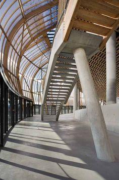 Beautiful Limoges Concert Hall, France