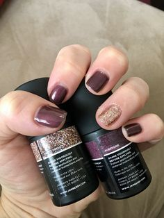 Aubergine and Party Dress TruShine Gel Jamberry