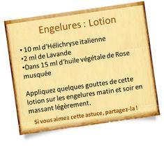 lotion contre les engelures
