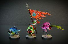 Warhammer Aos, Warhammer Fantasy, Ashley Wood, Fantasy Battle, Fantasy Miniatures, Destruction, Scale Models, Minis, Sci Fi