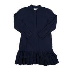 Rion Shirt Dress Navy - Little Remix - Kids and Teen fashion Online - Webshop Goldfish.be Kids Web Store Mechelen