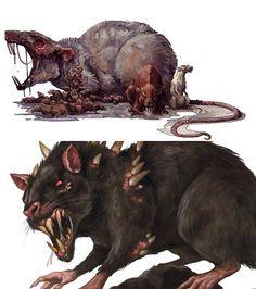 Image result for rat evil