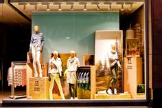 Street One windows by Deck5, Oberhausen Germany visual merchandising