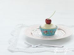 Greengate - Muffins with cherry