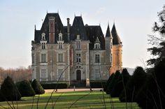 Chateau de Beauchamps - Sarthe