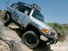 1011 Tips+toyota FJ Cruiser - Photo 34271082 - Project Tips - Get It Done! Toyota Fj Cruiser, Voodoo Blue, 4x4 Off Road, Getting Things Done, Offroad, Cuba, Monster Trucks, Wordpress, Vehicles