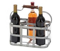 Provincial Wine Tote