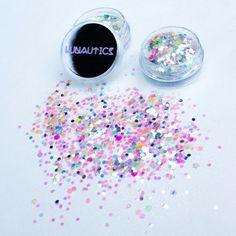 La La Land MoonDust Chunky Festival Glitter Makeup - Lunautics - Freedom Rave Wear