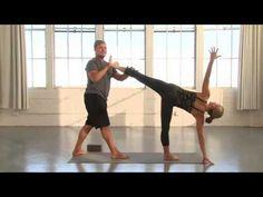 Hip Flexor and Psoas Exercises 32 Min Standing Hip Openers Yoga Sequences, Yoga Poses, Baron Baptiste, Baptiste Yoga, Free Yoga Videos, How To Get Abs, Hip Openers, Yoga Journal, Yoga At Home
