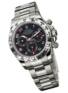 Rolex Cosmograph Daytona with black dial