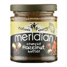 Meridian Hazel Butter  170g