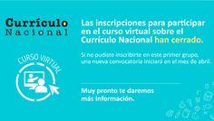 Teresa Clotilde Ojeda Sánchez: MINEDU: Nuevas inscripciones para el curso virtual...