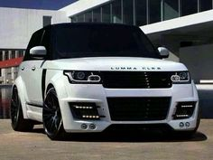 A sweet kitted Range Rover Sport. Suv Cars, Car Car, Sport Cars, Porsche, Audi, My Dream Car, Dream Cars, Lamborghini, Ferrari