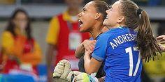 Brasil vence nos p?naltis e avan?a para semifinal
