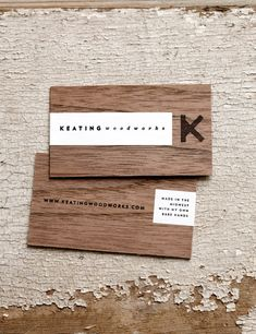 """""""Geoffrey Keating's internationally recognized furniture is created by hand. His hand. In turn we wanted to created an identity that let him take that homegrown ideal a step further. Ea…"""