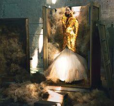 Annie Leibovitz for Vogue - Alexander McQueen