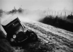 Car crash outside Brügges