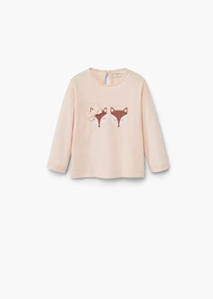 T-shirt coton image -  Enfants | MANGO Kids France