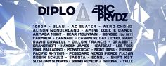 Emerge with new artists and sounds, evolve as we discover new genres and experiences and explore our community and the sights & sounds it creates. Eric Prydz, Alison Wonderland, Summer Music Festivals, April 1st, New Artists, Vancouver, Canada, Cards Against Humanity, Seasons